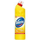PŁYN DO WC DOMESTOS 750 ML ŻÓŁTY
