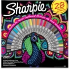 MARKERY SHARPIE FINE 20 + ULTRA FINE 8 MIX KOLOR