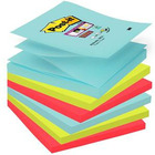 KARTECZKI POST-IT SUPER STICKY Z-NOTES 76 X 76 MM MIX
