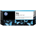 Tusz HP 745 do DesignJet Z5600/Z2600 | 300ml | Photo Black
