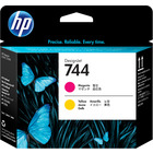 Głowica HP 744 do DesignJet Z5600/Z2600 | Magenta / Yellow
