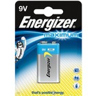 BATERIA ENERGIZER MAXIMUM 6LR61