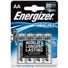 BATERIE ENERGIZER ULTIMATE LITHIUM AA (4szt)