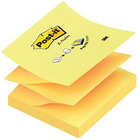 BLOCZEK SAMOPRZYLEPNY POST-IT Z-NOTES 76 X 76 MM 100 K. R330 ŻÓŁTY