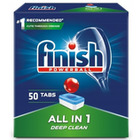 TABLETKI DO ZMYWARKI FINISH ALL in 1 REGULAR (50)