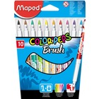 FLAMASTRY MAPED COLORPEPS BRUSH 10 KOLORÓW