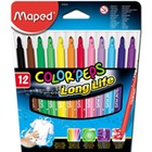 FLAMASTRY MAPED COLORPEPS LONGLIFE 12 KOLORÓW