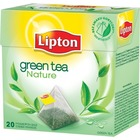 HERBATA LIPTON PIRAMID GREEN NATURE (20)